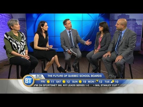 The future of Quebec's school boards: The BT panel debates Bill 86
