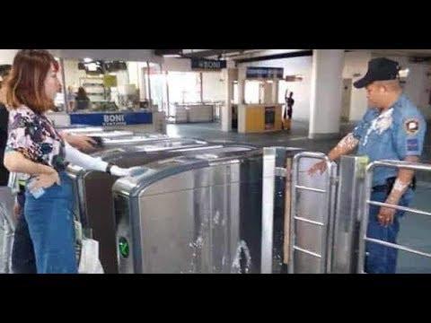 MRT3, magsasampa ng kaso sa Chinese na nagsaboy ng taho