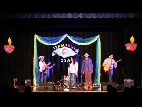 Equinox Band Peformance- URI ISA Diwali 2015