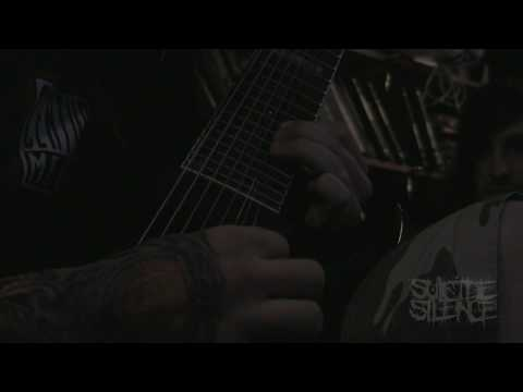 Suicide Silence - NO TIME TO BLEED - Studio Update #3