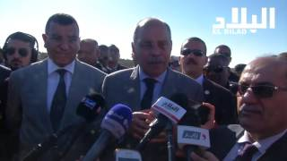 """(فيديو) أقوى تصريح من عضو في حكومة سلال حول """"الخلافات بين الوزراء""""!"""