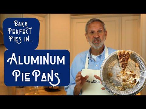 Aluminum Pie Pans: The Secret To Perfect Pies