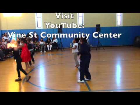 David Hinton of the Vine St Community Center