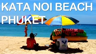 Kata Noi Beach Phuket Thailand 2015