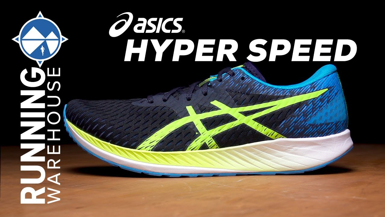 Asics Hyper Speed First Look | Classic Racing Flat with Fantastic Value ($90!!!)