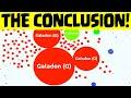 AGARIO - Part 6 of the Marathon Agar.io Game - The Conclusion!