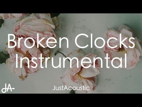 Broken Clocks - SZA (Acoustic Instrumental)