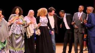 Sahra Ilays @ Somali Week Festival 2015 (SIDA DAMAL HADHWEYNOO)