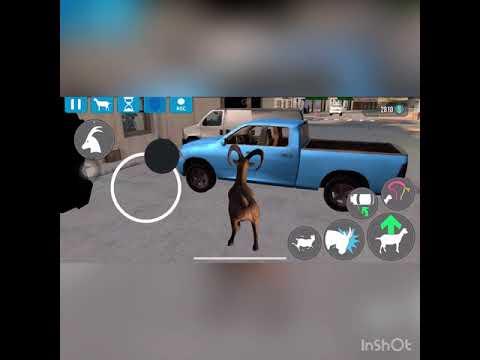Goat simulator payday DLC. |