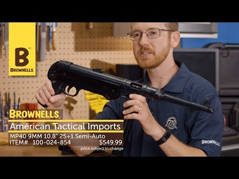New Firearms Products 7-20-17