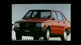 Spot Fiat Duna 1987