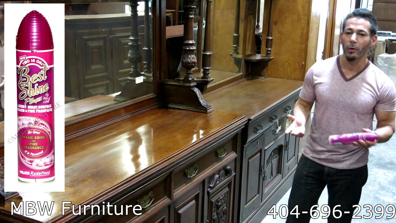 Aristowax Original Wood Silk Aerosol Fine Furniture Polish W Beeswax And  Best Shine   YouTube