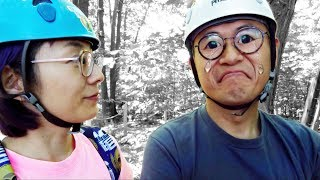 Come Treetop Trekking With Us!