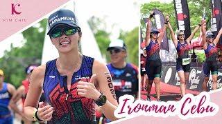 Kim AdvenCHIUres: Ironman Cebu with Gretchen Fullido and Leng Nicolas | Kim Chiu PH