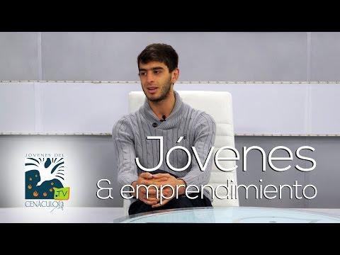 Jóvenes del Cenáculo.TV • Invitado especial Santiago Canal • Programa # 43