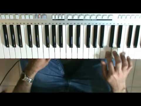 Don Omar - Danza Kuduro - Piano TUTORIAL Ваще Круто Красава!!!