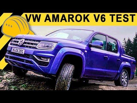 BESTER PICKUP 2018? Was taugt der neue VW AMAROK V6 Offroad? TEST & VERGLEICH AMAROK & FORD RANGER