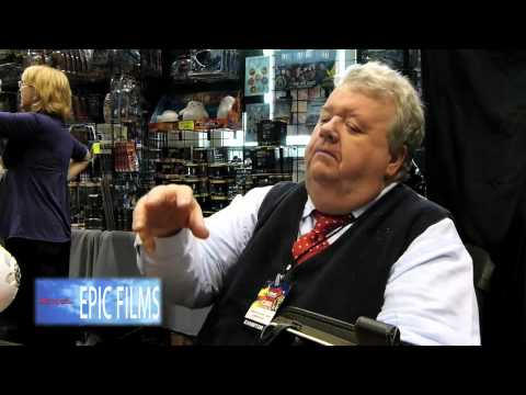 Uncut at C2E2 With Ian McNeice