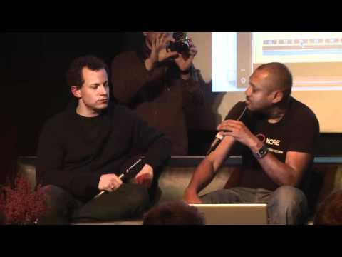CDR Berlin Workshop MIKE HUCKABY (Detroit)