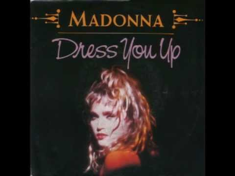 Madonna - Dress You Up (The 12¨Formal Mix)