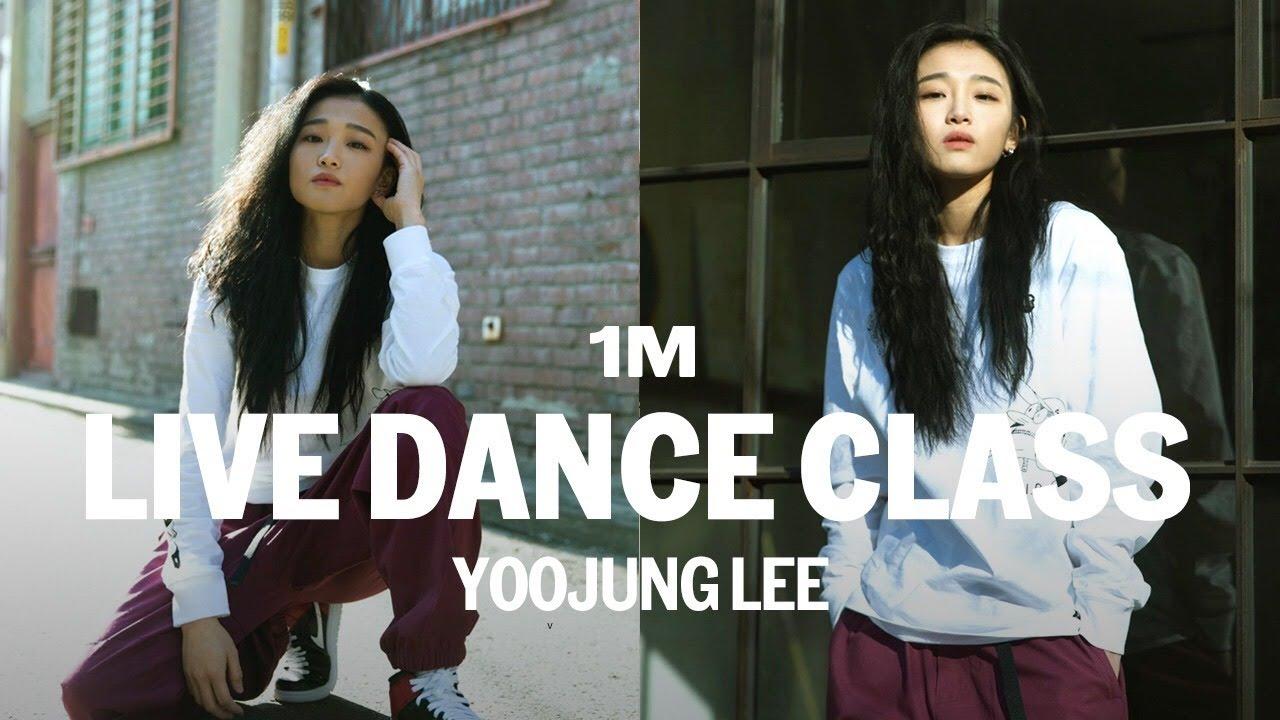 LIVE DANCE CLASS / Yoojung Lee Choreography