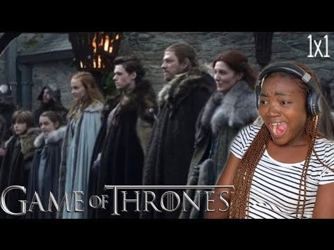 """Download Game Of Thrones Season 1 Episode 1 """"Winter Is Coming"""" REACTION *First Time Watching*"""