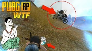 PUBG Mobile PC Funny WTF Troll Moments © Action Play Outside The Zone ✓