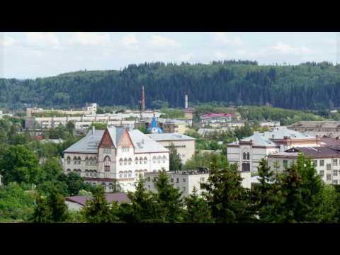 Городской парк Ваккосалми -  Сортавала -  Карелия