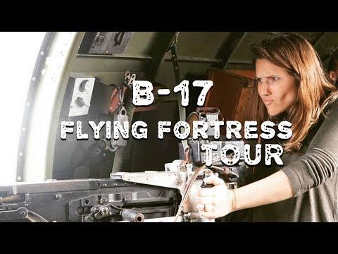 Boeing B-17 Flying Fortress - World War II Aircraft Tour