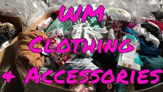 Video WM Assorted Clothing and Accessory Pallets download MP3, 3GP, MP4, WEBM, AVI, FLV Agustus 2018