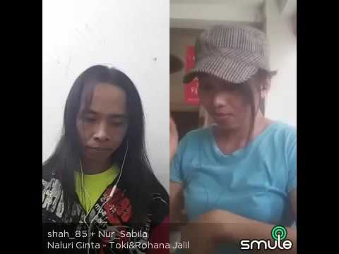 Naluri cinta cover by smule