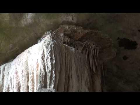 ถ้ำผีหัวโต อุทยานแห่งชาติธารโบกขรณี ตำบลอ่าวลึกใต้