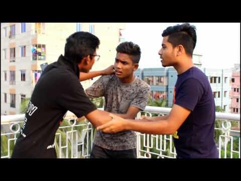 Friend circle funny video /Bangla funny video / handy tube