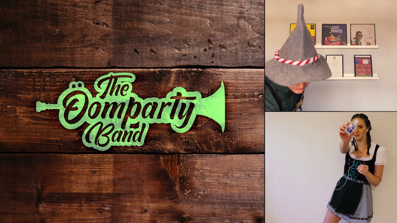 The Oomparty Band: A Quarantine Medley