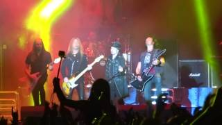 Edguy - King of Fools - Live at the Masters of Rock 2017