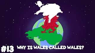Animated Why is Wales called Wales?