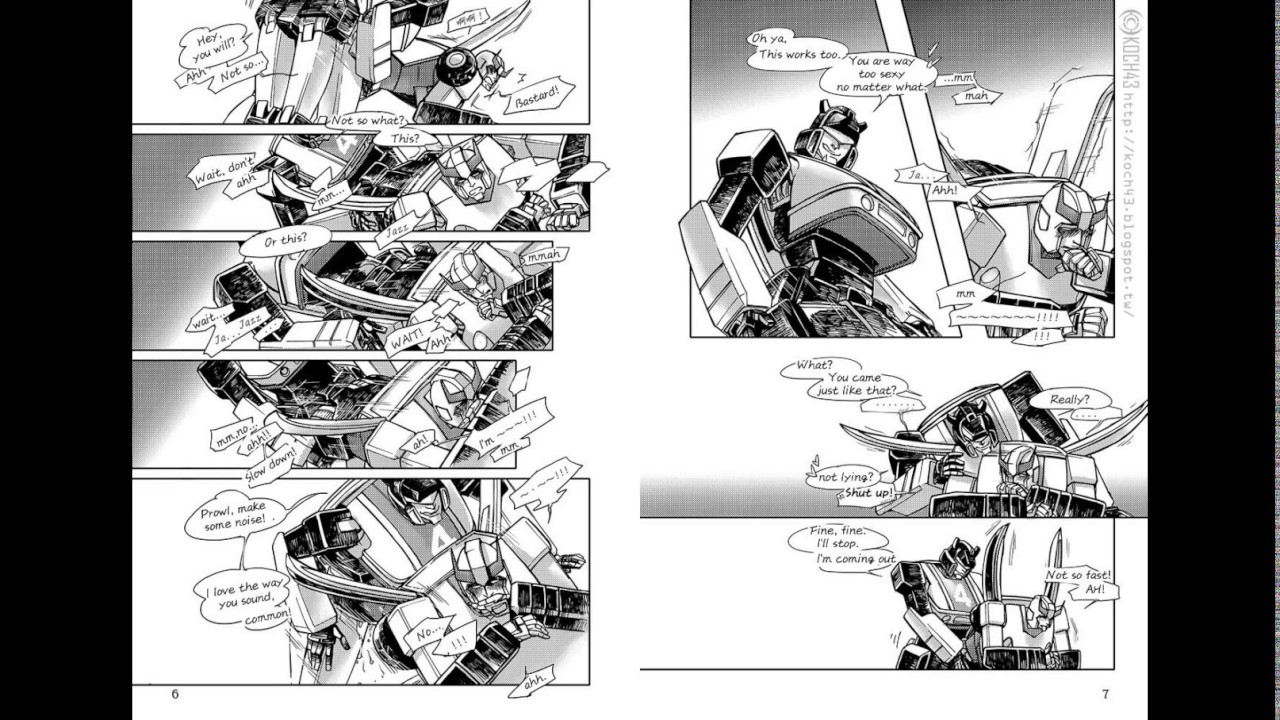 Transformers X Reader Heat