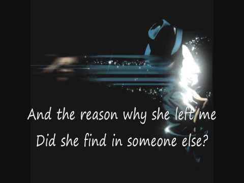 Michael Jackson - Who is it Lyrics [HD]