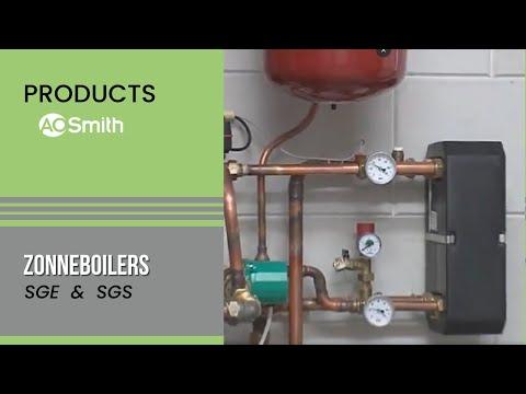 Theta Dual service   A.O. Smith Water Products Company B.V.