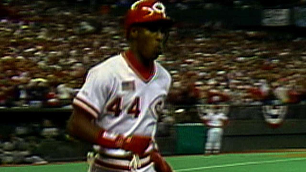 sports shoes bc306 089dd WS1990 Gm1: Davis' homer gives Reds 2-0 lead in first