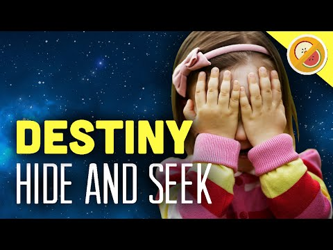 "Destiny ""Hide and Seek"" - The Dream Team (Funny Gaming Moments)"