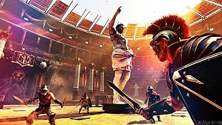 Roman Gladiatorial Combat In The Colosseum Sound Effect HD