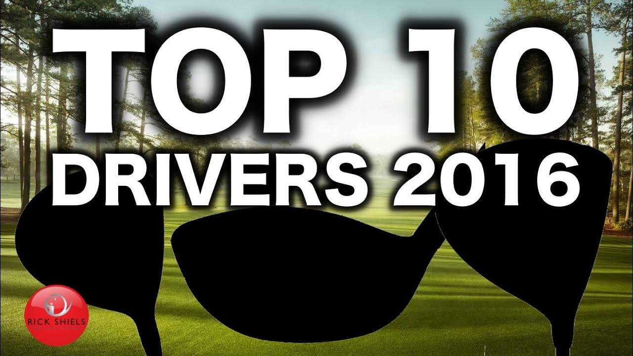 best drivers 2016 rick shiels