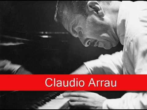 Claudio Arrau: Chopin - Waltz No. 7 C Sharp Minor, Op. 64, No. 2