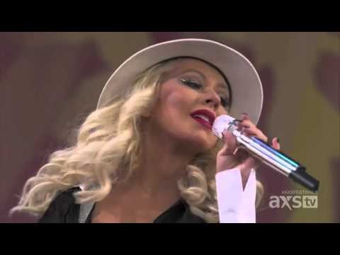 A Great Big World feat. Christina Aguilera - Say Something (Live)