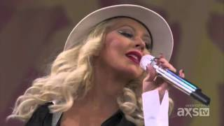Скачать A Great Big World Feat Christina Aguilera Say Something Live