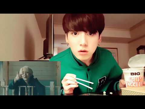 Youtuber JK Reacting To Agust D (Fake Subs)