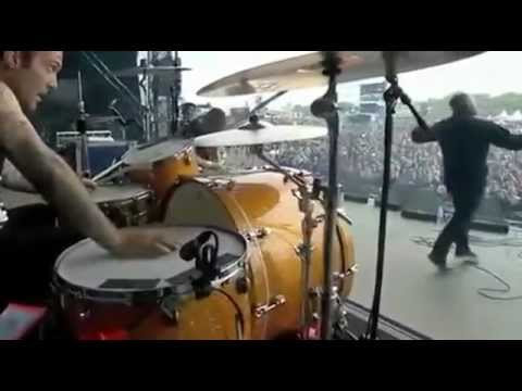 The Bronx - 2012 - live @ hellfest