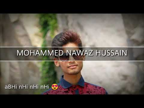 Nazdekhain status edit by Mohammed Nawaz Hussain