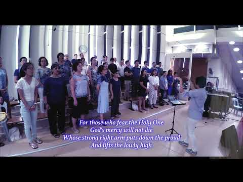 Mary's Song, Magnificat, My Soul Proclaims  - Assumption of Blessed Virgin Mary 2017